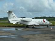 Bombardier Learjet 60 (LV-CPC)