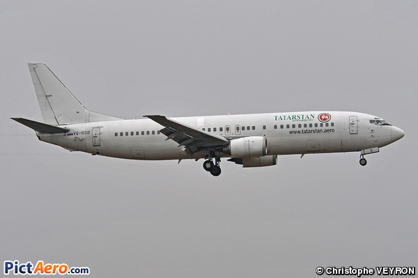 Boeing 737-4D7 (Tatarstan Airlines)