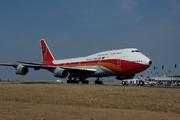 Boeing 747-312 (D2-TEA)