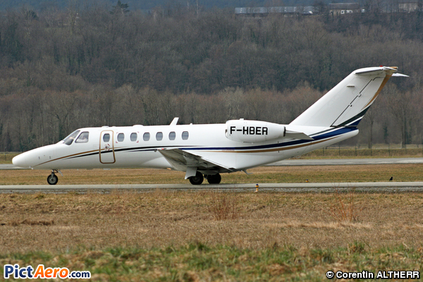 Cessna 525B Citation CJ3 (Ixair)