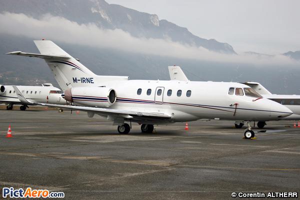 Raytheon Hawker 850XP (PRIVATE)