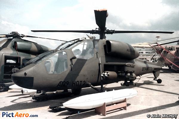 Agusta A-129 Mangusta Hot (Agusta)