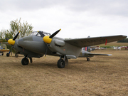 DH-98 Mosquito 3/4 (F-PMOZ)