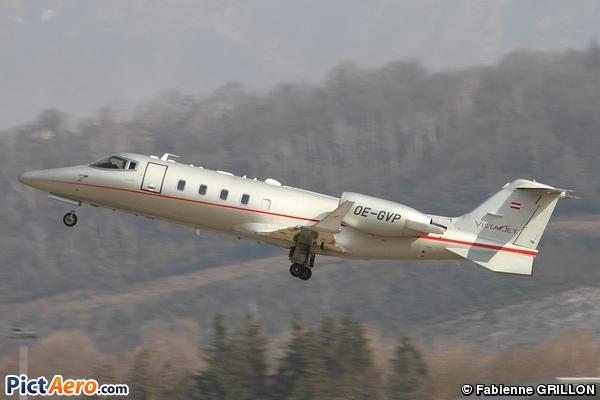 Learjet 60XR (VistaJet)