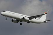 Airbus A321-214 (D-AZAE)