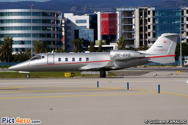 Bombardier Learjet 60 (VistaJet)