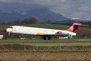 McDonnell Douglas MD-87 (DC-9-87) (OY-JRU)
