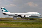 Boeing 747-467 (B-HOT)