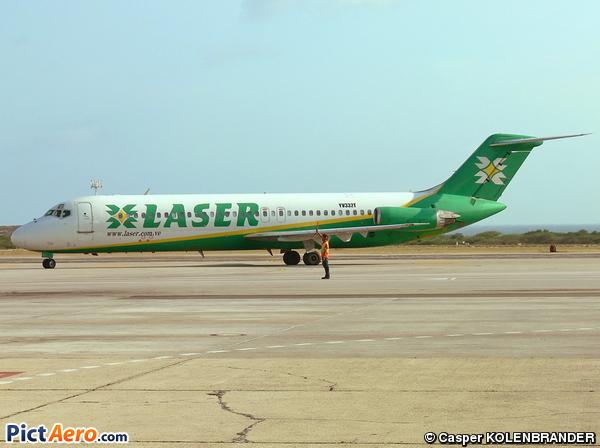 McDonnell Douglas DC-9-31 (LASER)
