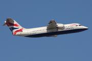British Aerospace Avro RJ100 (G-BXAS)