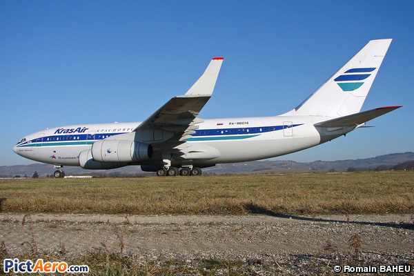 Iliouchine Il-96-300 (Kras Air - Krasnoyarsk Airlines)