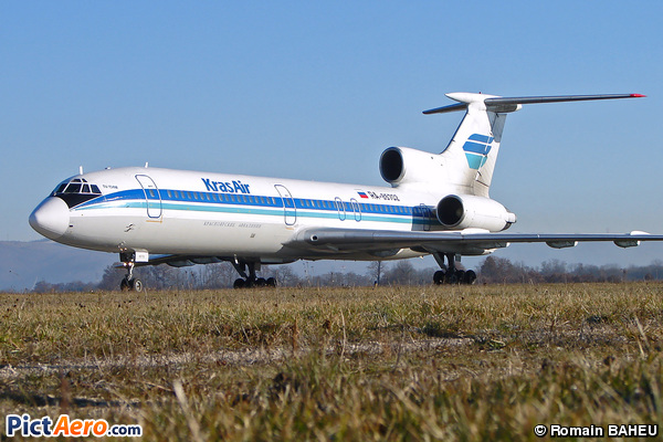 Tupolev Tu-154M (Kras Air - Krasnoyarsk Airlines)