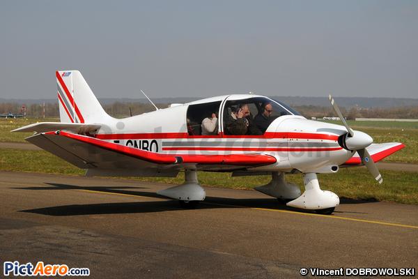 Robin DR-400-180 R (Aéroclub de Boulogne-Billancourt)