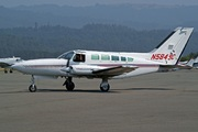 Cessna 402C Businessliner (N5849C)