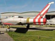 Republic F-84F Thunderstreak (53-6760)