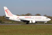 Boeing 737-5H3 (TS-IOJ)