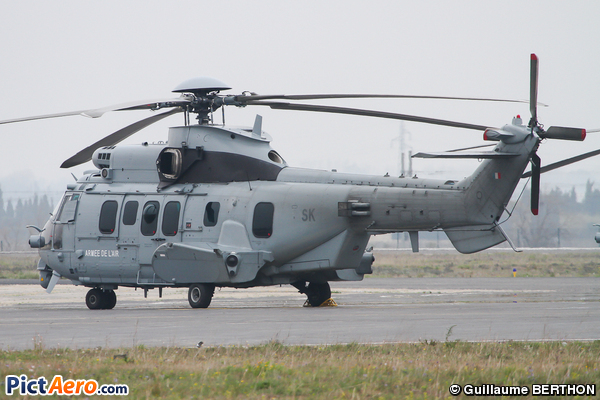 Eurocopter EC-725 Caracal (France - Air Force)