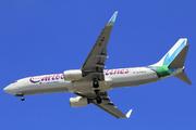 Boeing 737-83N/WL (9Y-SLU)