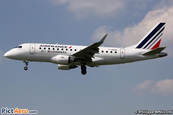 Embraer ERJ 170-100LR (Regional Air Lines)