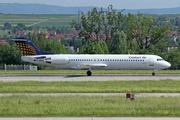 Fokker 100 (F-28-0100) (D-AFKD)
