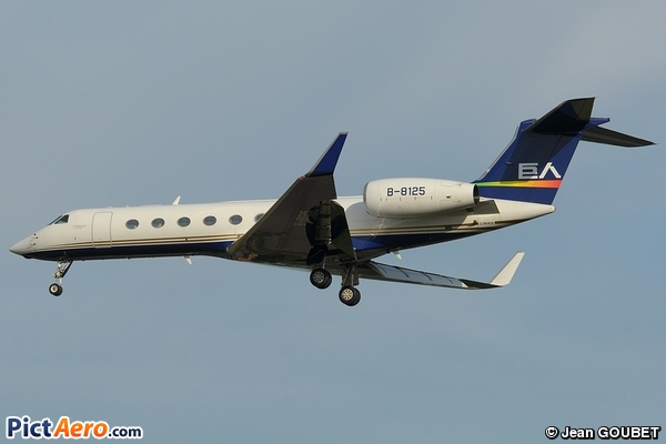 Gulfstream Aerospace G-V SP (Capital Airlines)