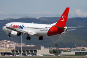 Boeing 737-476 (OM-SAA)
