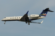 Gulfstream Aerospace G-V SP (B-8125)