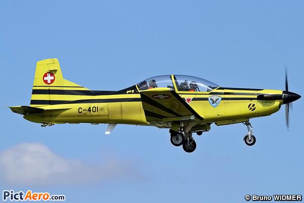 Pilatus PC-9 (Switzerland - Air Force)