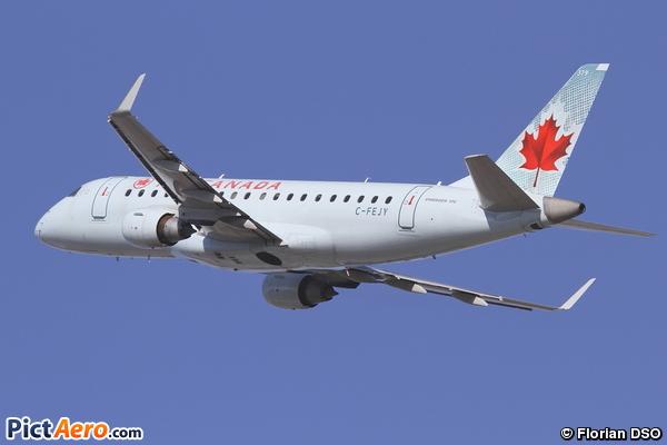 Embraer ERJ-175SU (Air Canada)