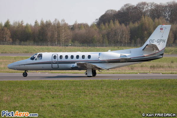 Cessna 560 Citation Encore (JetFly)