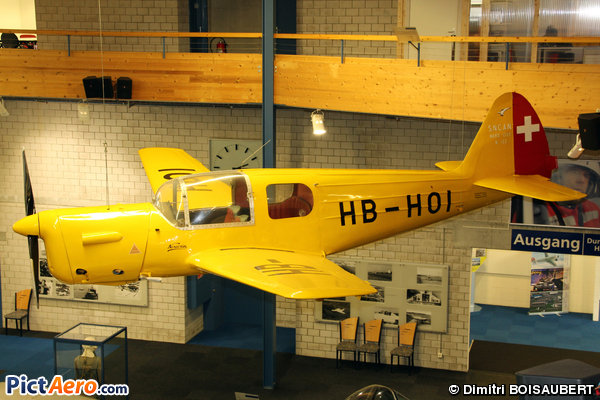Nord 1203 Norecrin II (Switzerland - Air Force)