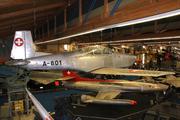 Pilatus P-3-02 (A-801)
