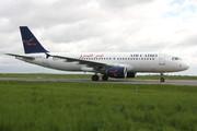 Airbus A320-214 (SU-BPX)