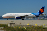 Airbus A320-232 (4X-ABF)