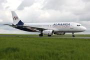 Airbus A320-232 (SU-TCE)