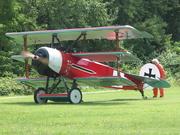 Fokker DR-1 Triplane (Replica) (I-LYNC)