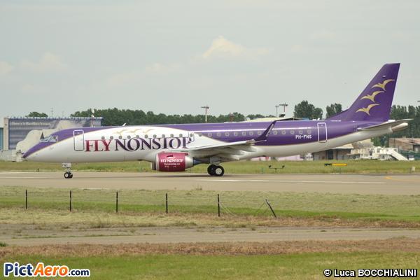 Embraer ERJ-190LR (ERJ-190-100LR) (Fly Nonstop)