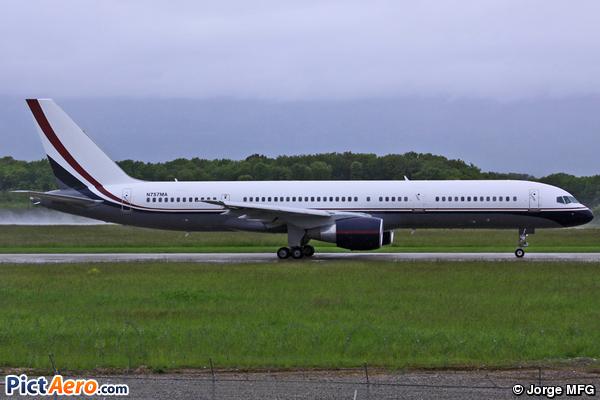 Boeing 757-24Q (Mid East Jet)