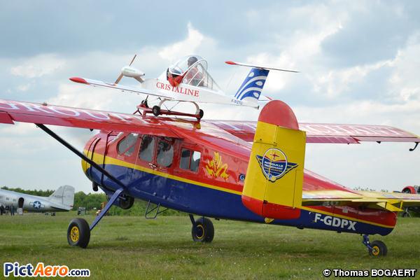 Max Holste MH-1521 C1 Broussard (Duval Yves)