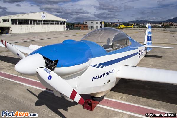 Scheibe SF-28A Falke Tandem (Privat)