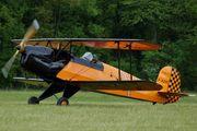 Bücker CASA Bu-1131 E Jungmann (F-AZTT)