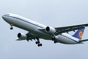 Airbus A330-321 (CS-TMT)