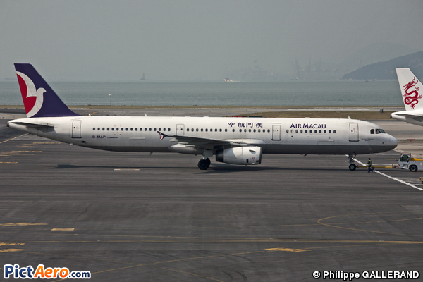 Airbus A321-231 (Air Macau)