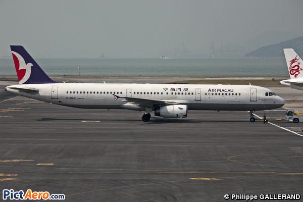 Airbus A321-231 (Air Macau)