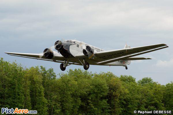 Junkers Ju-52/3M G4E (Verein der Freunde der schweizerischen Luftwaffe)