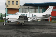 Beech E90 King Air (F-GPJD)