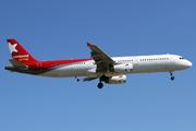 Airbus A321-231 (VQ-BRN)