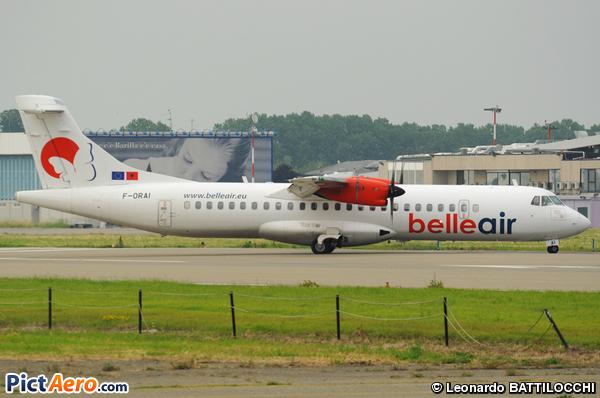 ATR 72-212A  (Belle Air)