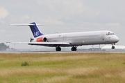 McDonnell Douglas MD-81 (DC-9-81) (LN-RLE)