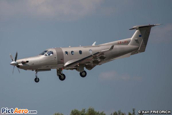 Pilatus PC-12/45 (JetFly)